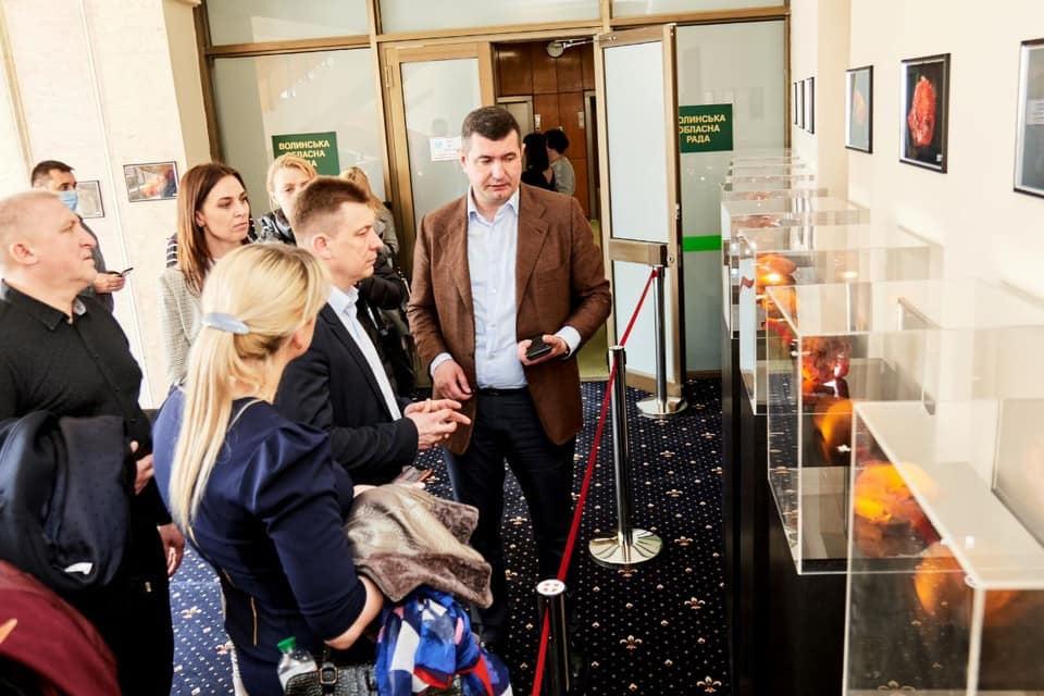 Володимир Болєщук: «Легалізація видобутку корисних копалин дасть державі додаткові робочі місця, податки та відновлення ґрунтів»