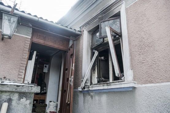 Вибух у Тернополі: є потерпілі (ФОТО)