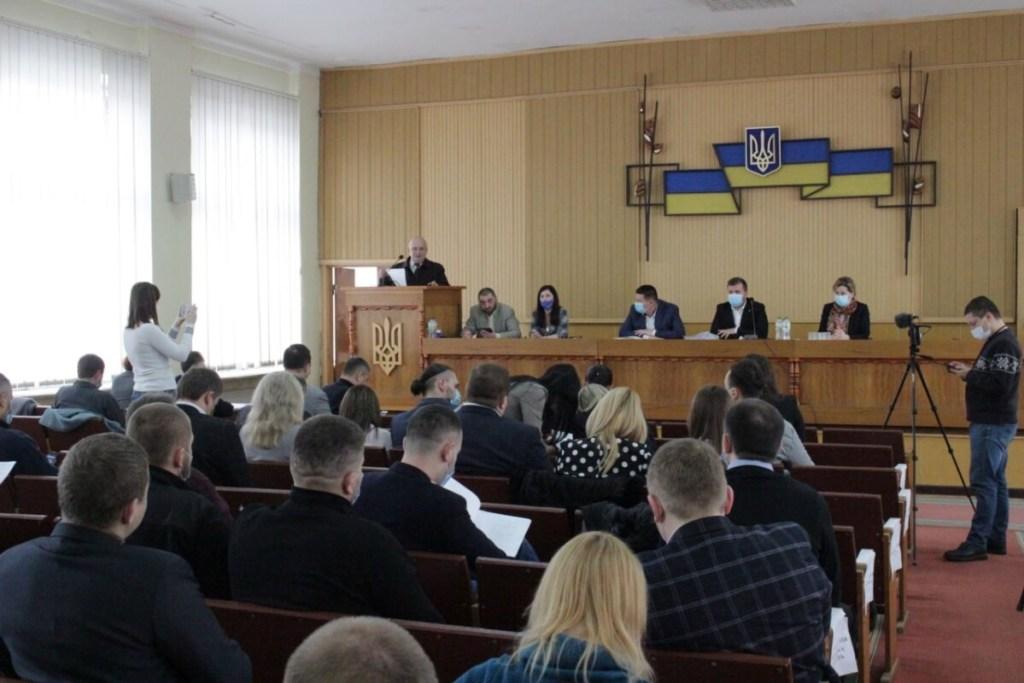 Депутати призначили керівника Теребовлянської центральної районної лікарні