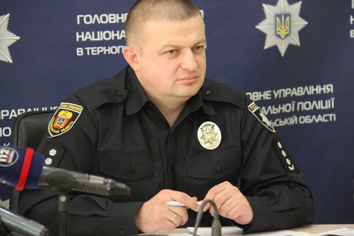 Заробітна плата понад 60 тисяч гривень: що задекларував головний поліцейський Тернопільщини