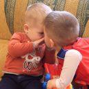 Півторарічний хлопчик об'єднав українців всього світу