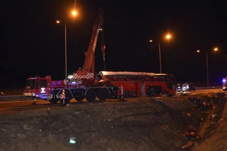 У аварії за участі рейсового автобуса в Польщі загинув молодий тернополянин