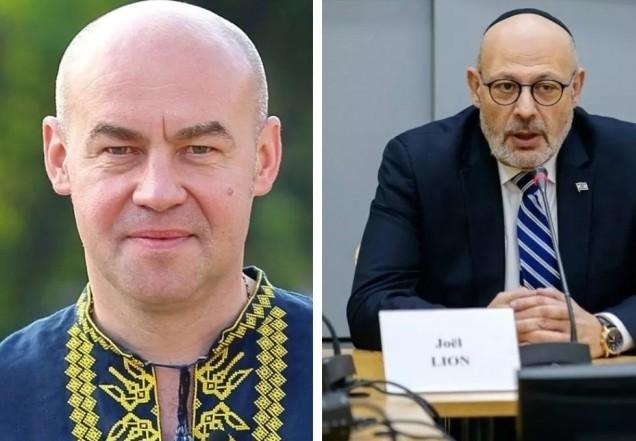 МЗС відреагувало на заклик посла Ізраїлю прибрати ім'я Шухевича зі стадіону в Тернополі
