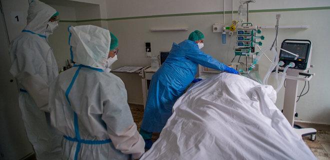 Коронавірус на Тернопільщині: 690 нових хворих та 7 смертельних випадків