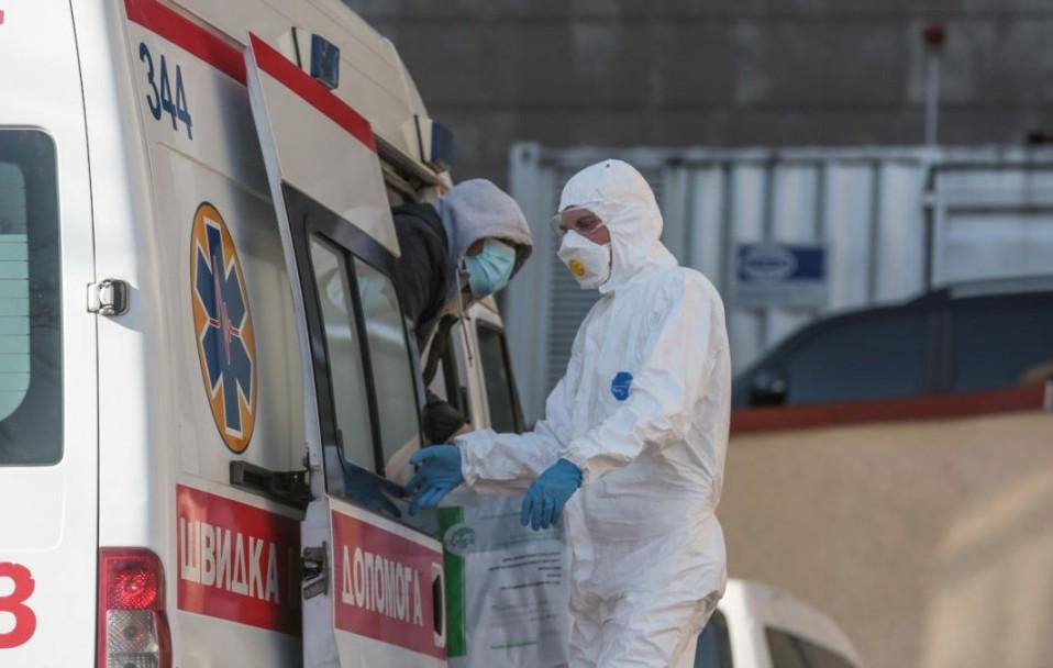 Коронавірус на Тернопільщині: 384 нових хворих та 6 смертельних випадків