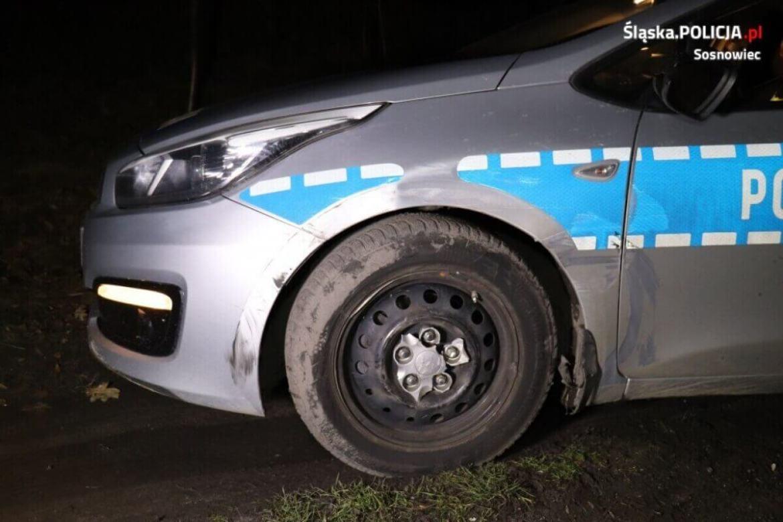Погоня зі стрільбою в Польщі: п'яний українець украв BMW і таранив ним авто поліції