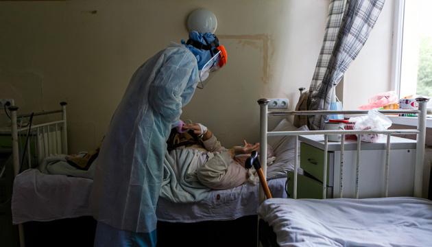 У Тернополі для хворих на COVID-19 розгорнули майже пів тисячі ліжок