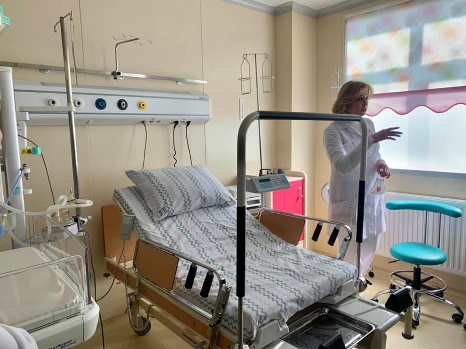 Медики ведуть дитину від планування і до повноліття: депутатка з Тернопільщини поділилась враженнями від перинатального центру у Луцьку (Фоторепортаж)