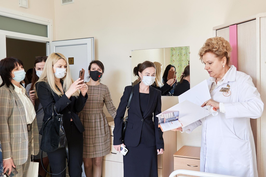 На Волині поділились досвідом як створити комунальний медичний центр європейського рівня – на Волині поділились досвідом