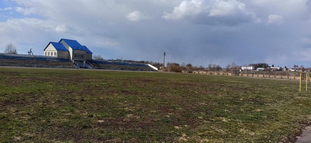 У Шумську ініціюють відновлення центрального стадіону