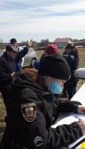 Скандал у Зборівській громаді: у селян забрали пасовище (ФОТО)