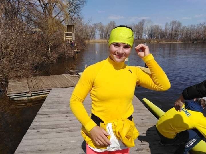 Тернополянка виграла чотири золота на чемпіонаті України з веслування