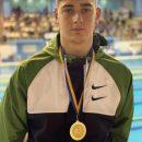 Тернополянин у складі збірної України візьме участь у престижних змаганнях з плавання