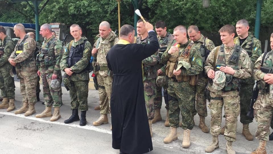 Добровольчий батальйон «Тернопіль» відзначає сьому річницю створення