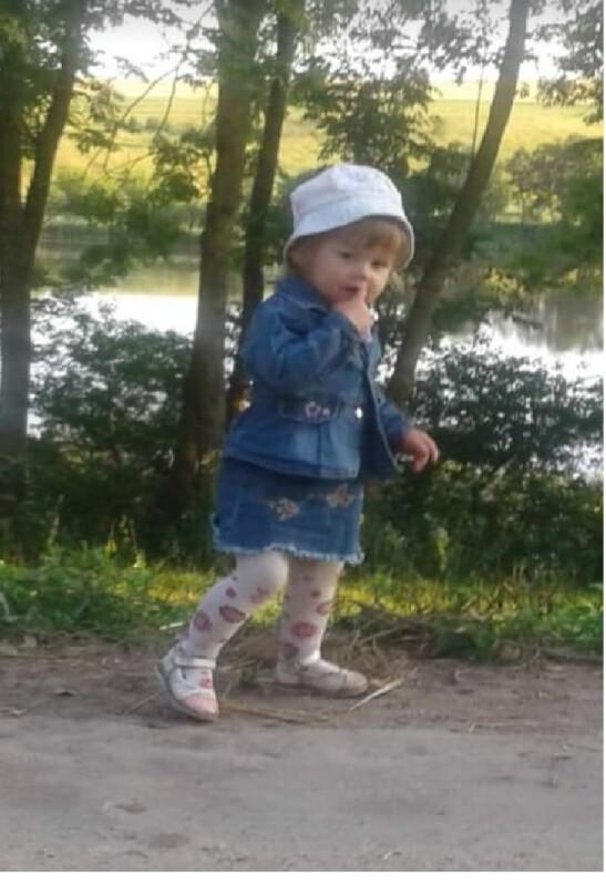 У Тернополі пропала 5-річна дівчинка (ФОТО, ВІДЕО)