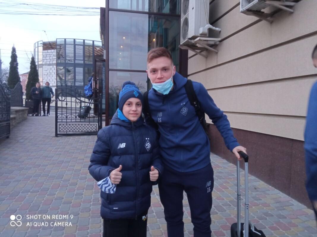 Київське Динамо у Тернополі: поселення, прогулянка по місту, а в 16.00 — матч
