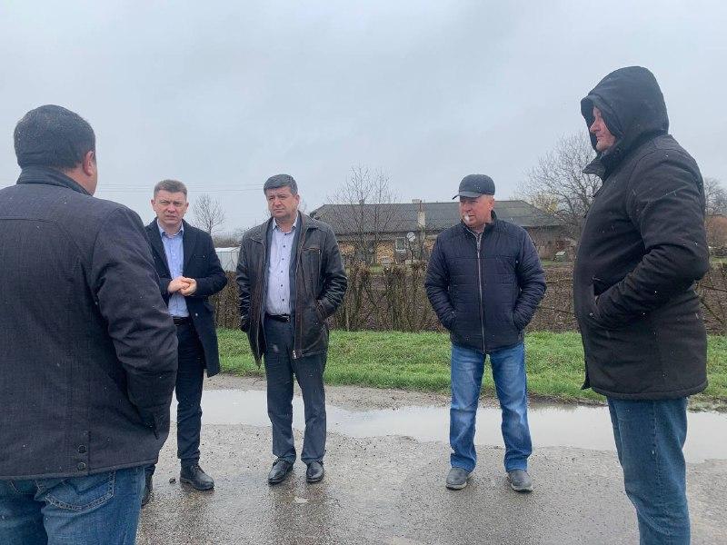 Планують відремонтувати дорогу, яка з'єднує Скала-Подільську громаду