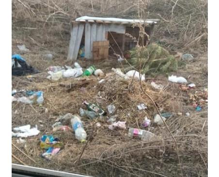 На Тернопільщині селяни зробили з пасовиська сміттєзвалище (ФОТО)