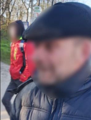 Аж 2,76 проміле: у Тернополі п'яний водій на мопеді в'їхав у авто (ФОТО)