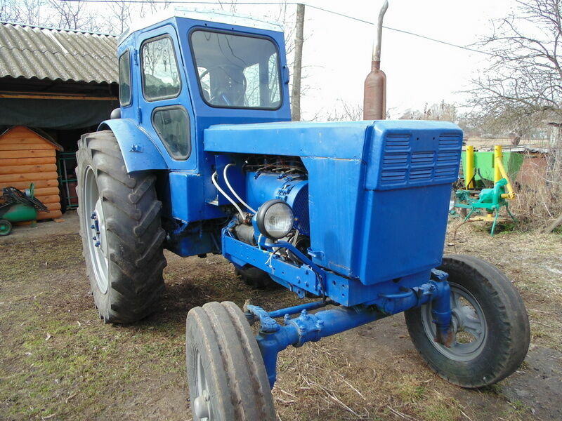 """""""Перелом ребер"""": на Тернопільщині трактор наїхав на молоду людину"""
