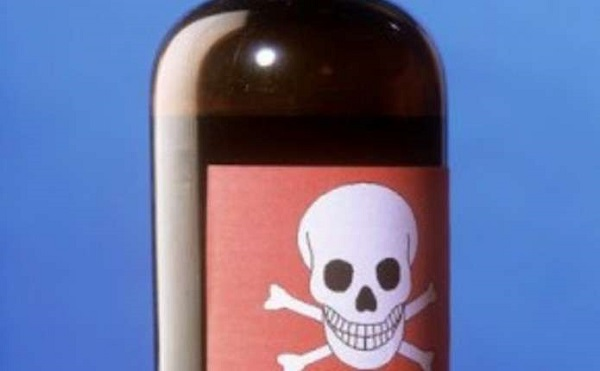 Хімічні опіки: у Тернополі чоловік напився невідомої речовини