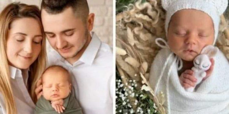 Маленькому Марчику з Тернопільщини потрібні ліки за два мільйони доларів (ФОТО)