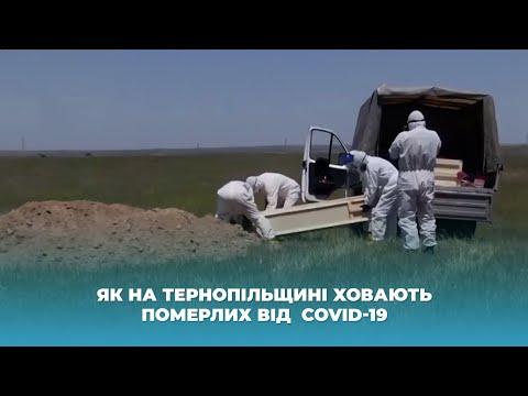 Закрита труна і мінімум людей: як на Тернопільщині ховають померлих від коронавірусу (Відео)