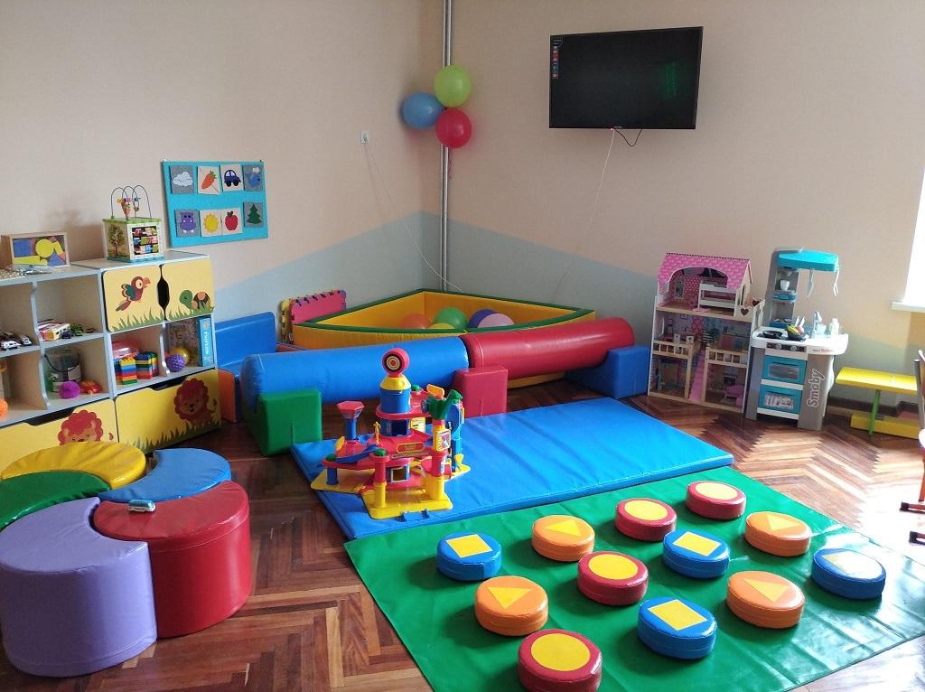 В одній із шкіл Великоберезовицької громади з'явилась унікальна кімната (фото)