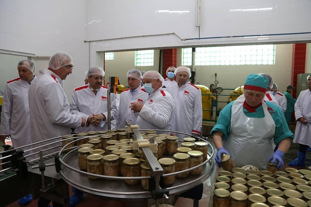 Посол Республіки Узбекистан ознайомився із аграрними потужностями Тернопільщини (фоторепортаж)
