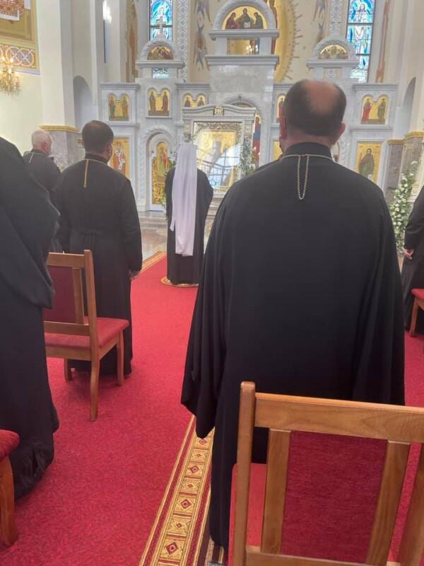 У Зарваниці тернополяни разом з главою УГКЦ молились за припинення пандемії (фото)
