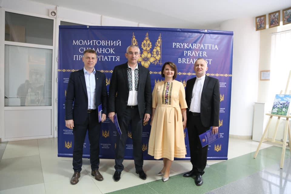 Володимир Болєщук: «Молитовні сніданки повинні стати традиційними у кожному місті України» (ФОТО)