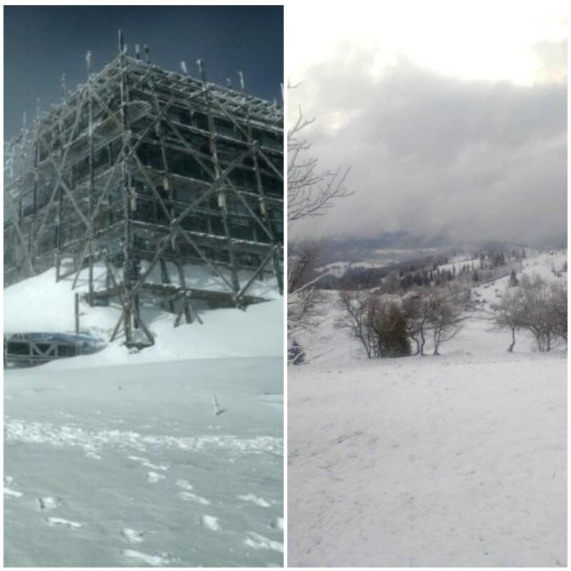 Шостий місяць зими: в Україні 8 травня випало до 20 см снігу (ФОТО)