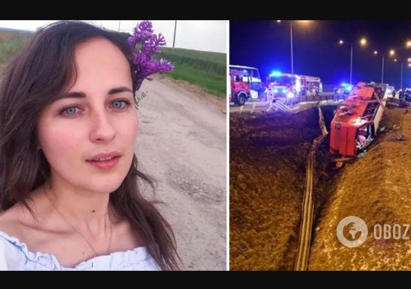 Сьома жертва: у Польщі в лікарні померла українка, яка постраждала в аварії автобуса два місяці тому