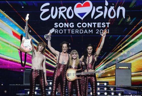 """""""Євробачення-2021"""": перемогла Італія, Україна – п'ята"""
