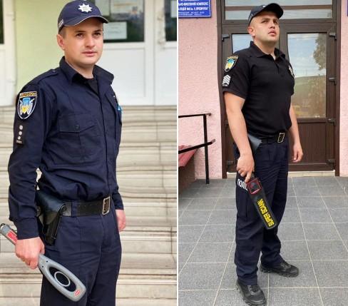 Під час ЗНО у Тернополі поліцейські зафіксували перші порушення