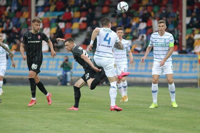 У тернопільському фіналі перемогло київське Динамо