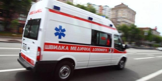 У ДТП у Тернополі травмувалися діти
