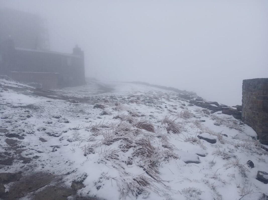 """""""Сьогодні ще не літо, норм"""": Карпати засипає снігом (ФОТОФАКТ)"""