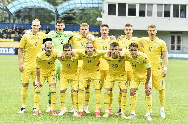 У складі молодіжної збірної України дебютував 18-річний захисник з Тернопілля