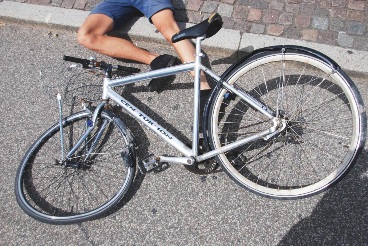 На Тернопільщині 21-річний хлопець упав з велосипеда і забився