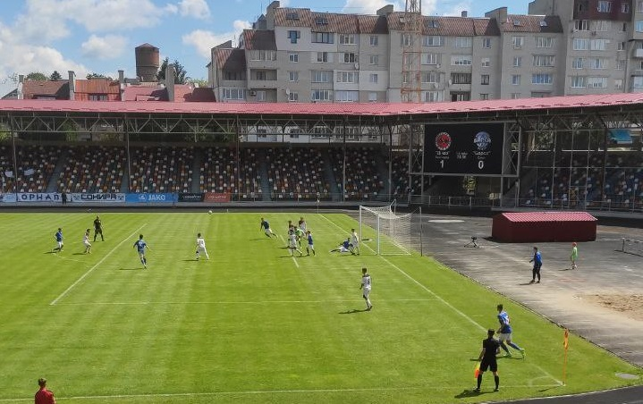 У Тернополі фінішував чемпіонат України серед 16-річних: хто переміг?