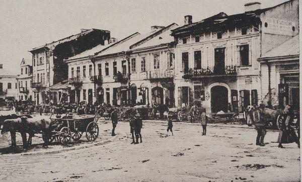 Як виглядали Бережани 100 років тому, коли ще входили у склад Австро-Угорської імперії: старі фото
