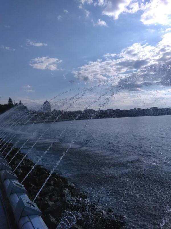 У Тернополі аераційний фонтан працюватиме частково та без підсвітки