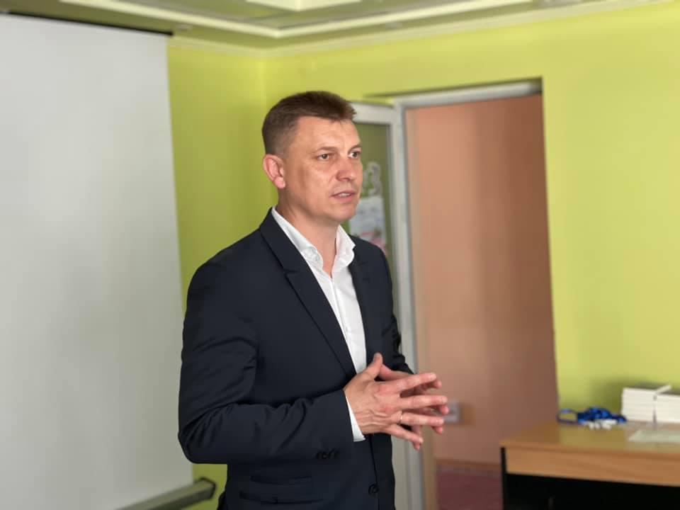 У Тернополі голови громад з 13-ти областей України обговорюють способи покращення надання послуг (ФОТО)