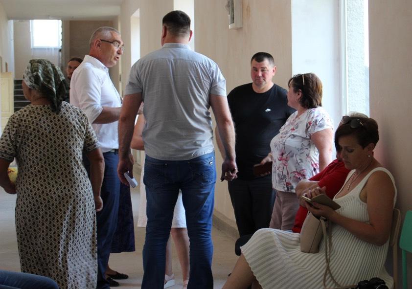 Дві школи Саранчуківської громади очікують оновлення (ФОТО, ВІДЕО)