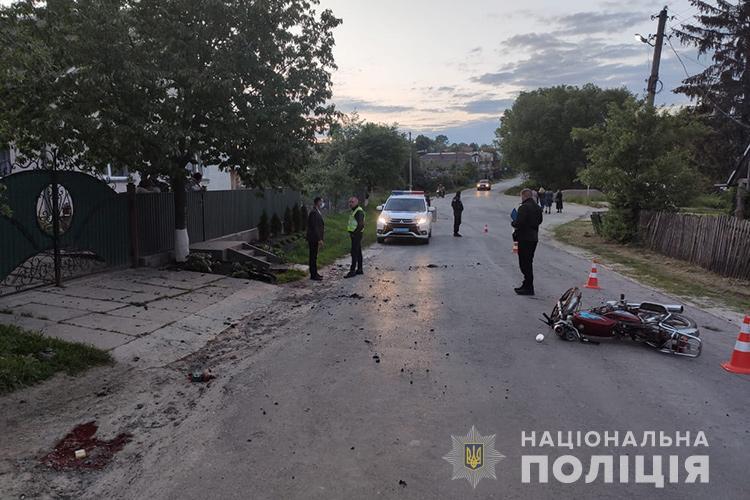 Врізався у бетонну стіну: на Тернопільщині у ДТП загинув 23-річний хлопець (ФОТО)