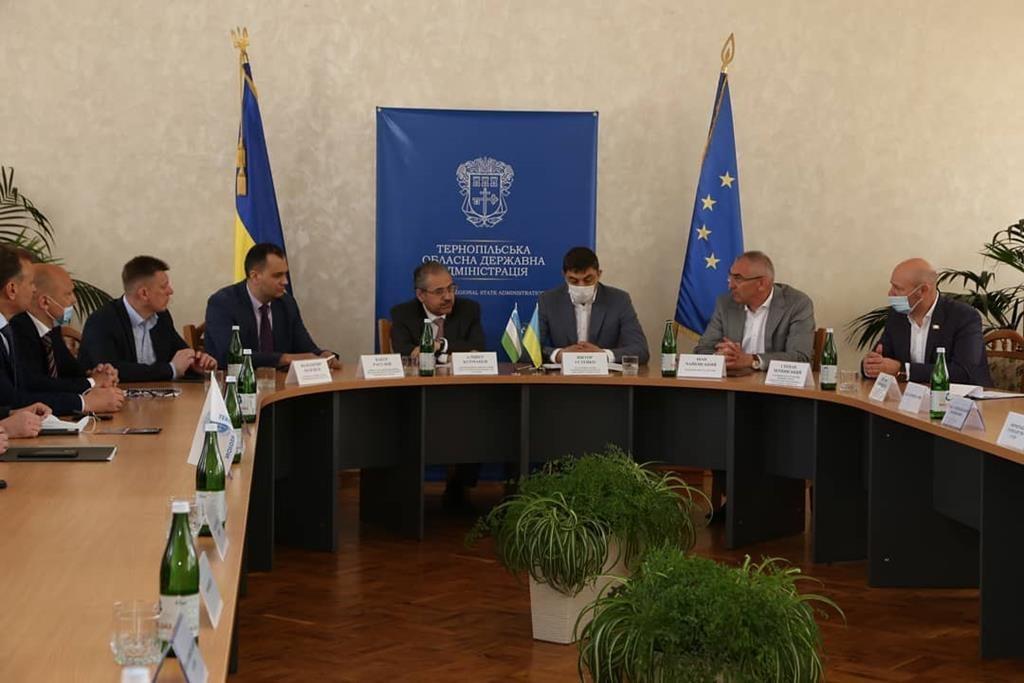 Представники тернопільського бізнесу заявили про своє бажання співпрацювати з іноземними інвесторами (ФОТО, ВІДЕО)