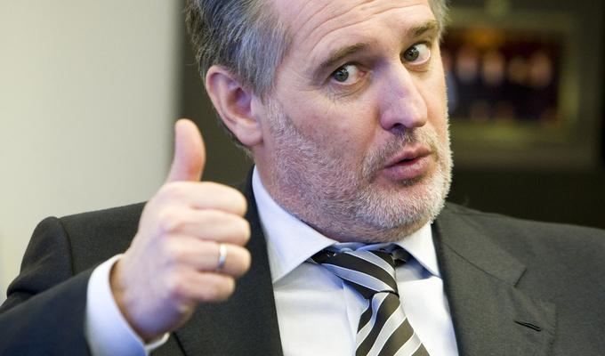 РНБО запровадила санкції проти олігарха з Тернопільщини Дмитра Фірташа