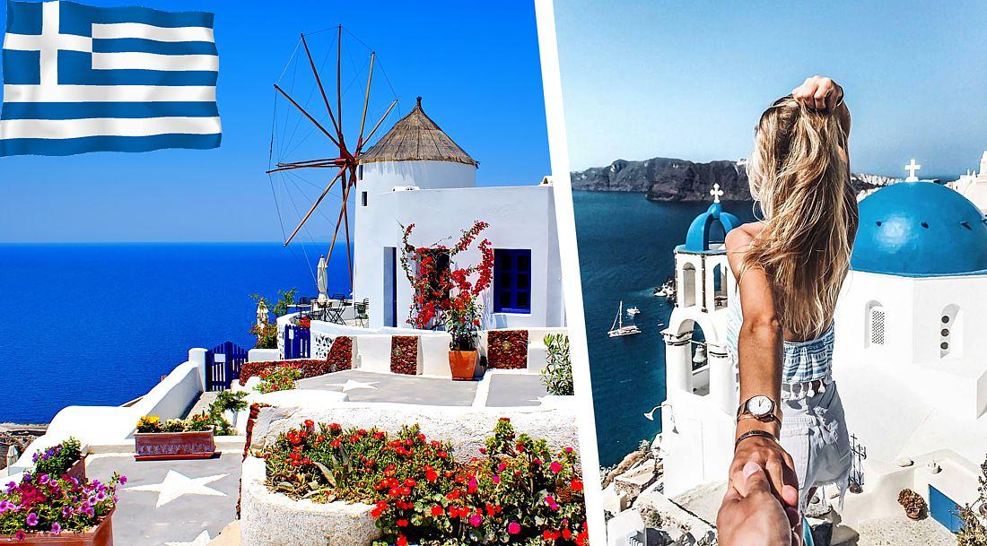 Українським туристам стало простіше їхати до Греції