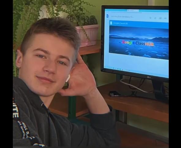 Тернопільський школяр загинув на Львівщині: однокласники попрощалися із Ілльою (ВІДЕО)